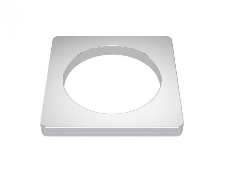Ilh�s Eco Metal Quadrado